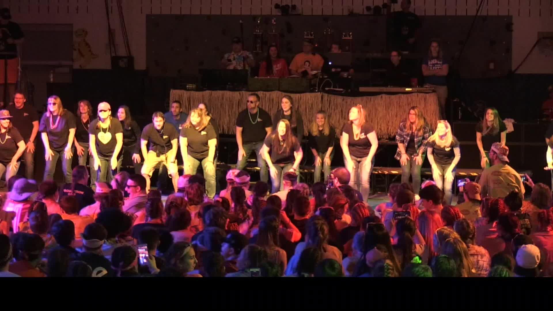SHMD 2018 Teacher Dance