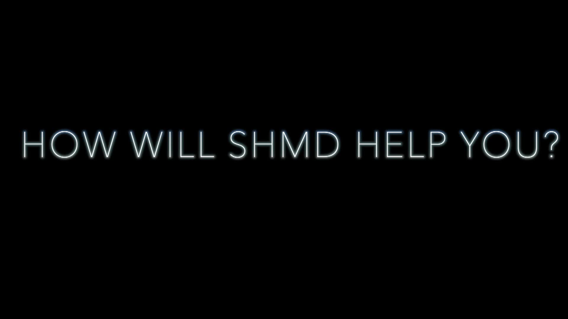 SHMD 2020 - Meet the Recipients - Robert Murray